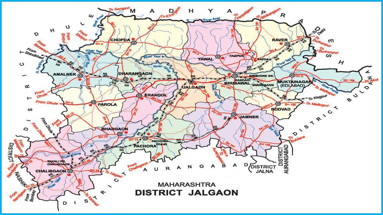 Pincodes of Maharashtra, Jalgaon – gazeis