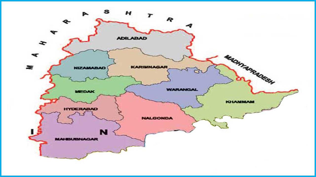 Pincodes of Telangana